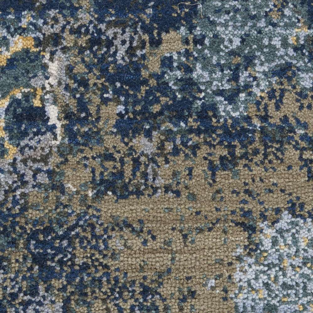 Artworks rug ATW02 Blue Grey